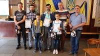 7 етап кубка Сарненського району - 2017!